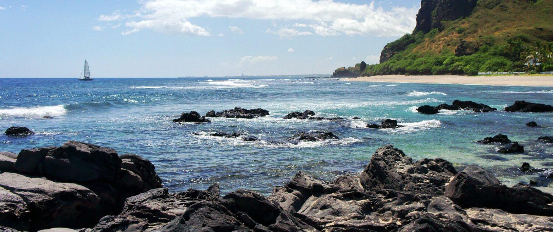 Top 10 des plages de la réunion - Découvrez la plage de Boucan Canot avec keylodge, location saisonnière à la réunion
