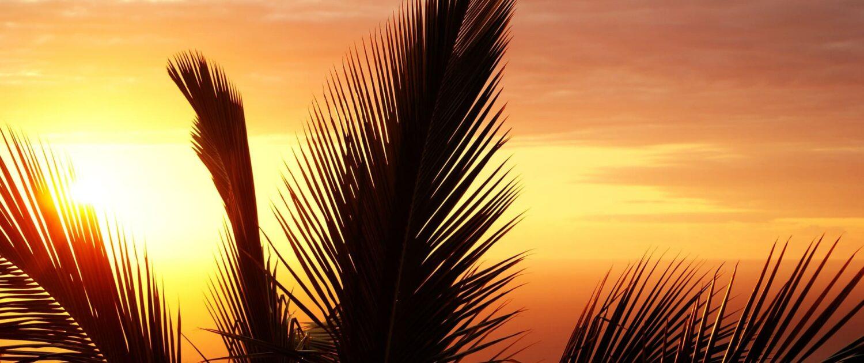 Coucher de soleil - Keylodge location saisonnière sur l'île de la réunion