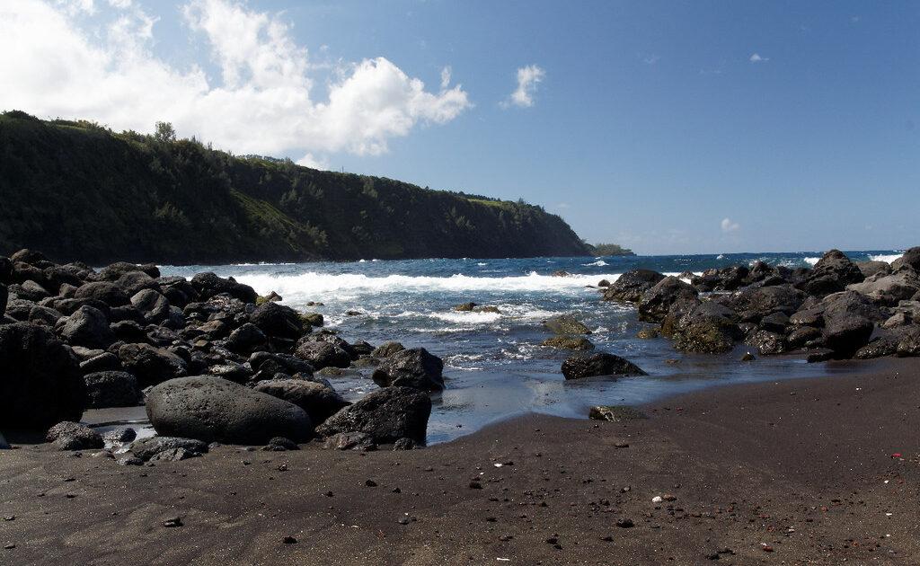 Plage de la Réunion Vincendo Saint-Joseph. Locations saisonnière keylodge