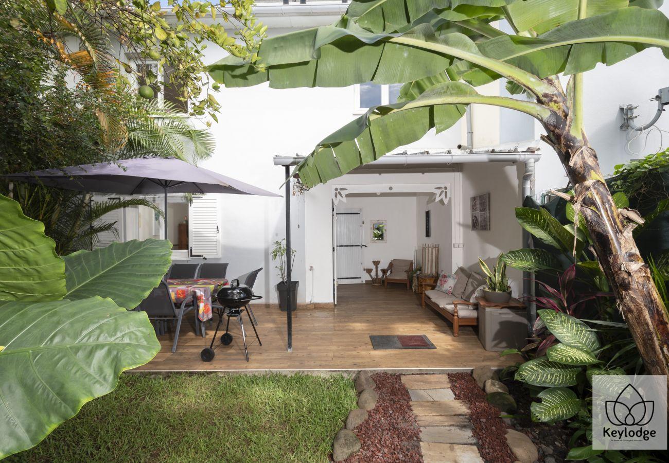 Villa in BRAS-PANON - Villa Gecko Zen 3*** – 95m² - 20min from Cirque de Salazie – Bras-Panon
