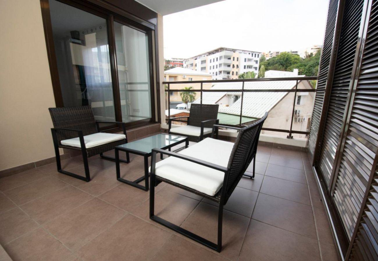 Apartment in SAINT-DENIS - T2 - Magik 2 - 50 m2 - Renovated - Saint-Denis