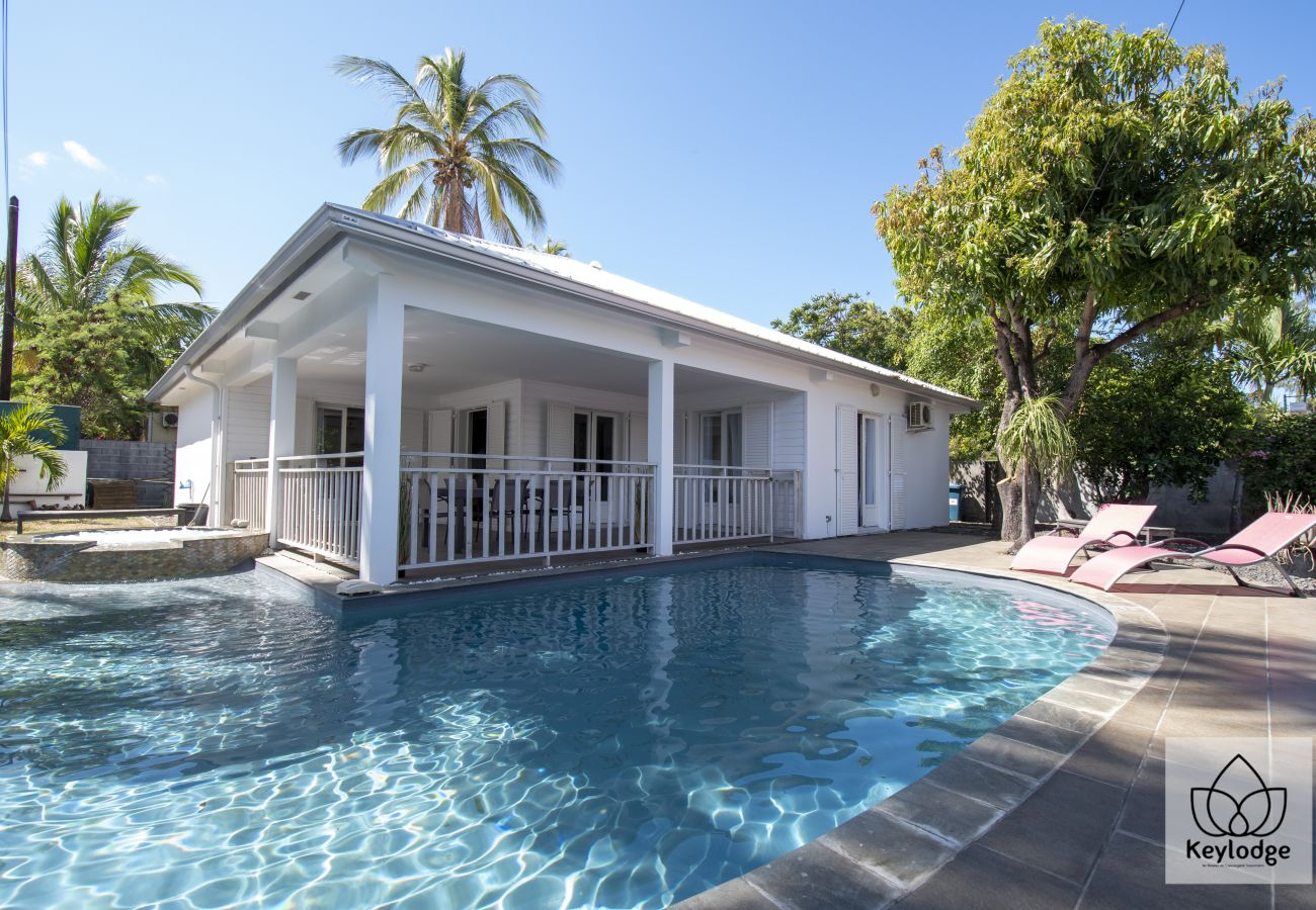 Villa in Saint-Paul - Villa de la Baie 4**** - 187 m2 - Swimming Pool - Seafront St Paul