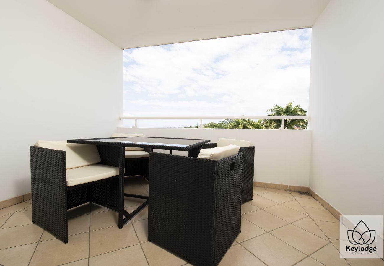 Apartment in Sainte-Clotilde - T2 - Le Blue 3*** - 45 m2 - Sea view - Saint-Denis