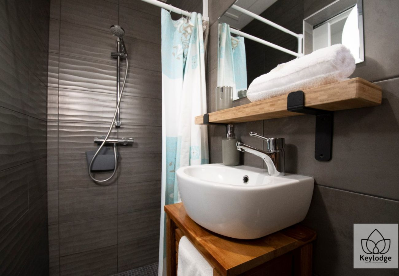 Apartment in Saint Pierre - T2 - Le Manguier - 300m from the beach - Saint-Pierre