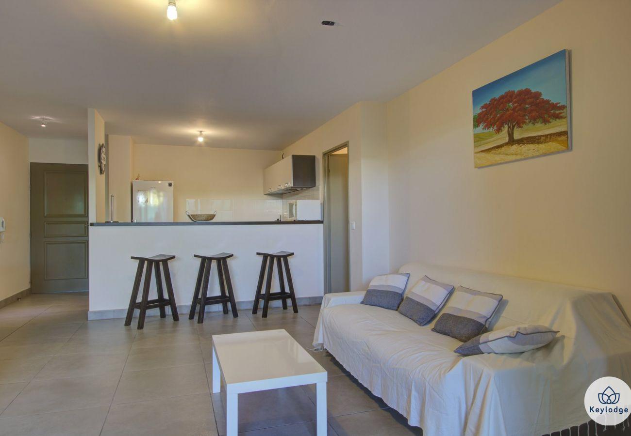 Apartment in Saint-Gilles les Bains - T3 - Pomélo - 74 m2 - 5 mn from beaches - Saint-Gilles-les-bains
