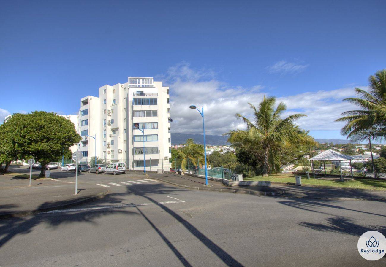 Apartment in SAINTE-MARIE - T2 - Le Padam 3*** - 69sqm  - Sainte-Marie – Ocean view