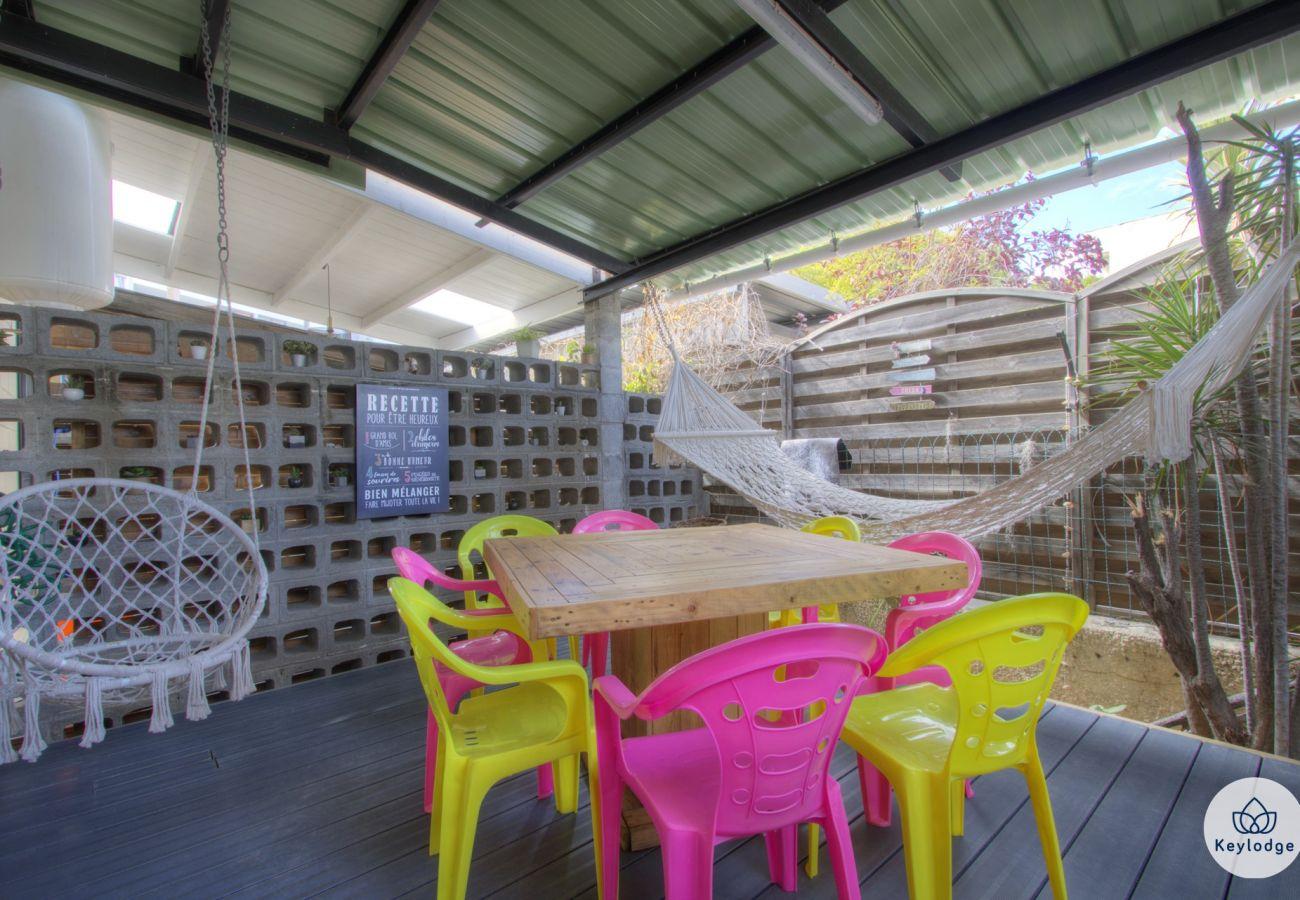 House in Saint-Gilles les Bains - Kaz Loukina - Roches Noires beach - Saint-Gilles les Bains