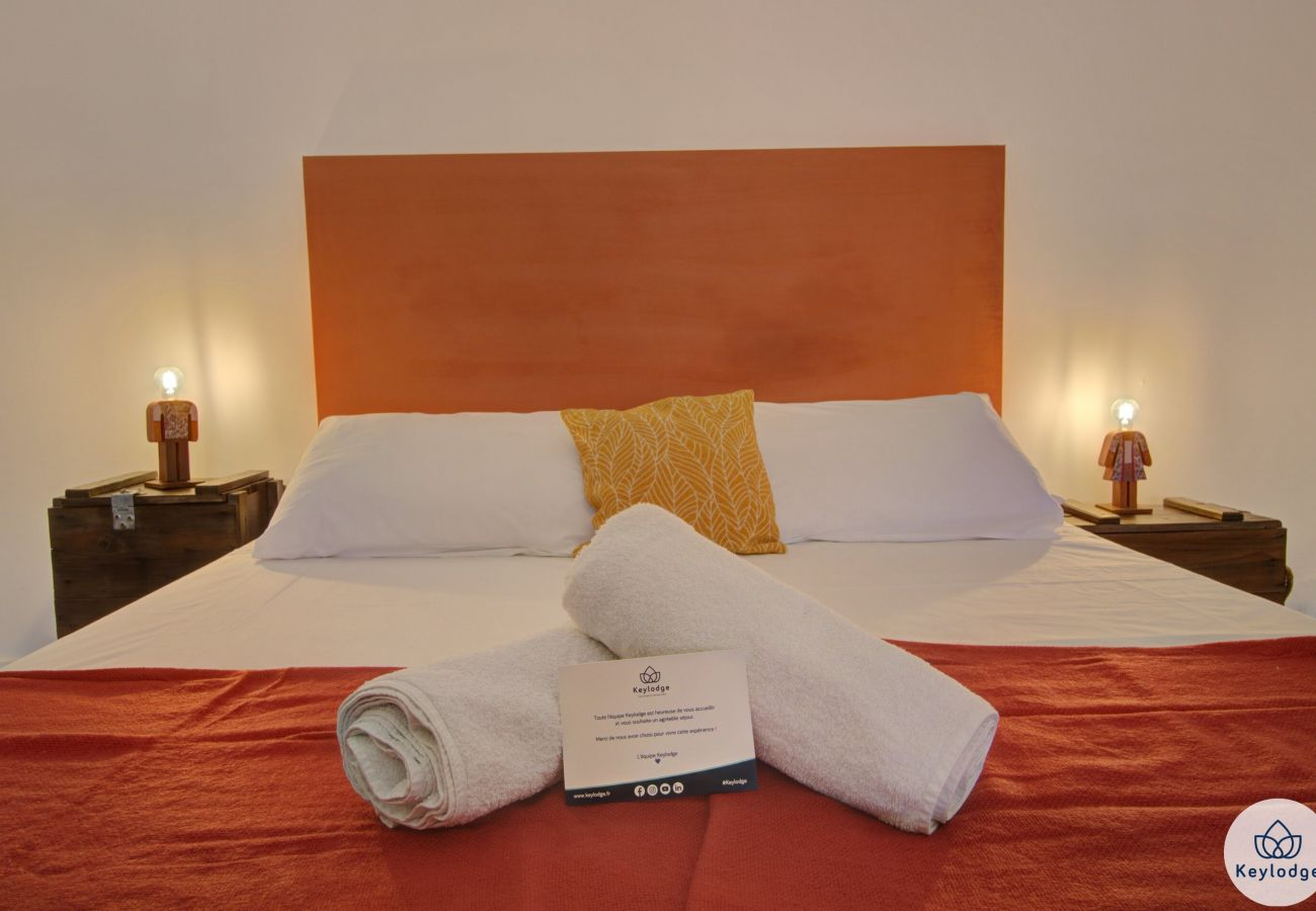 Rent by room in Sainte-Clotilde - Guest room « Le Cardinal » - Les Ser(e)ins – Nature – St-Denis