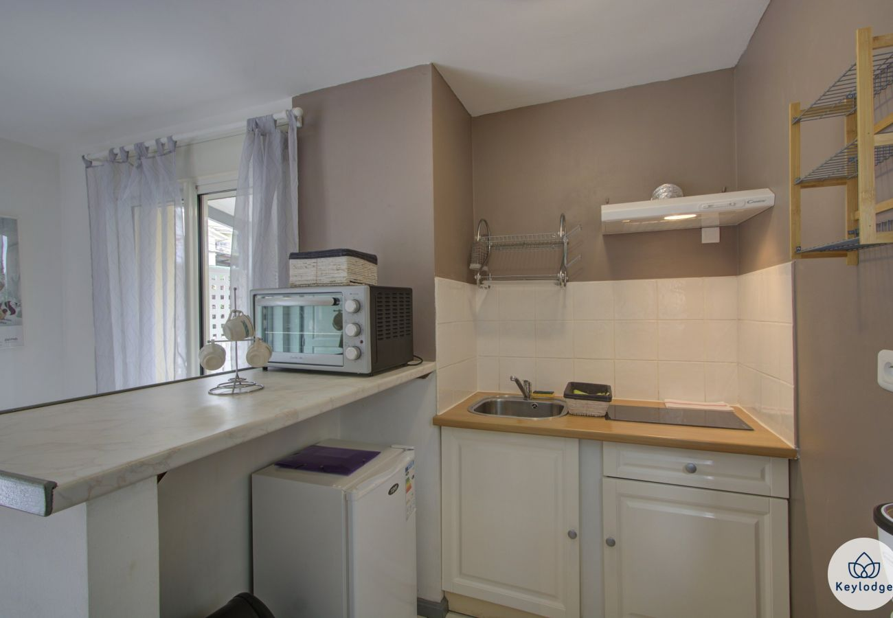 Apartment in Saint Denis - Duplex - Bella Notte - 35 m2  - garden -  St-Denis