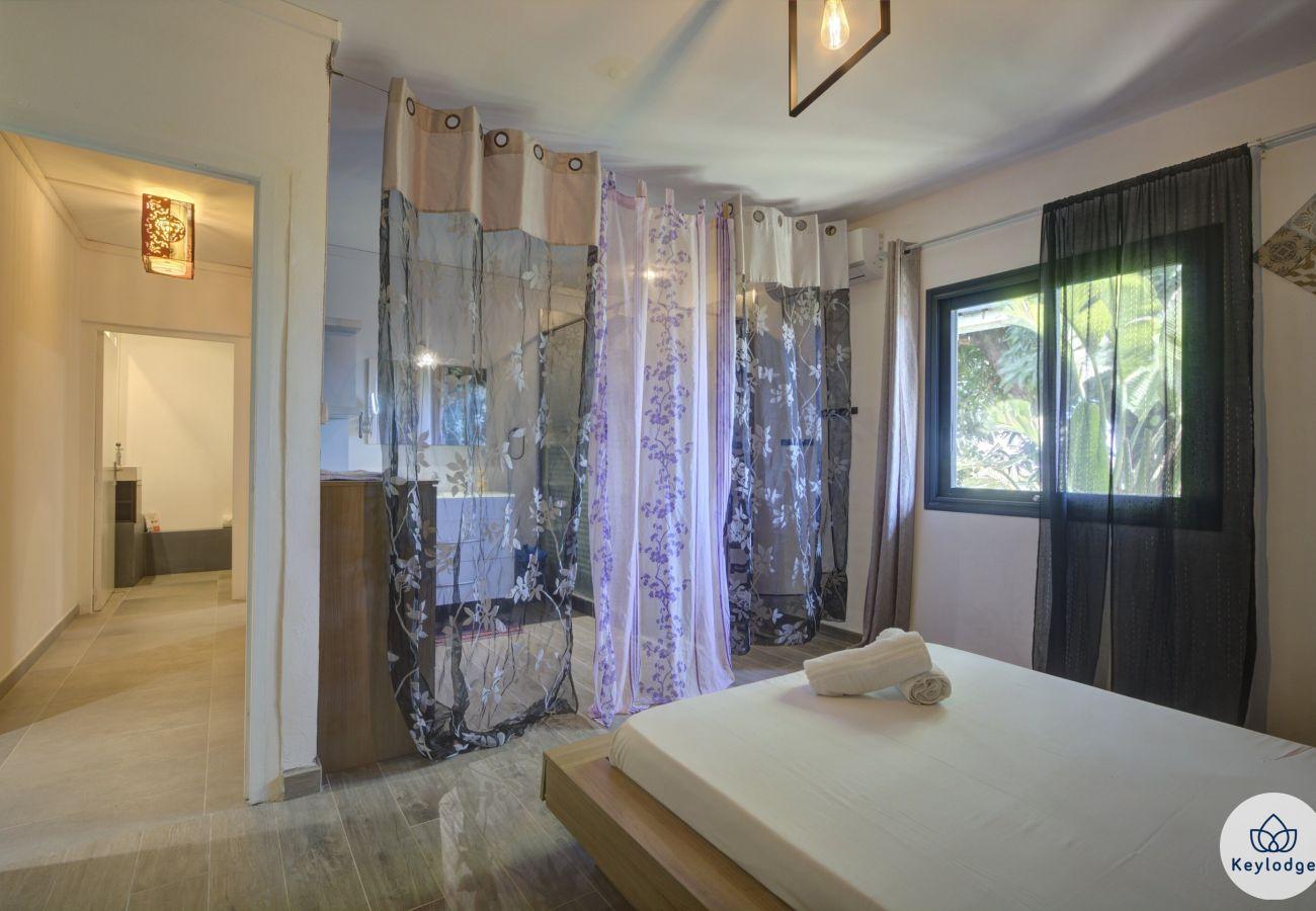 Villa in Sainte-Clotilde - Villa Bambusa 3*** - 88 m2 – Swimming pool  – Ste-Clotilde