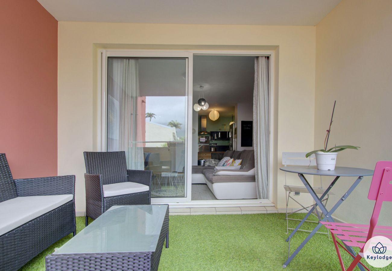 Apartment in Saint Denis - T2 - Evid8nce*** - 42 m2 – swimming pool – Saint-Denis