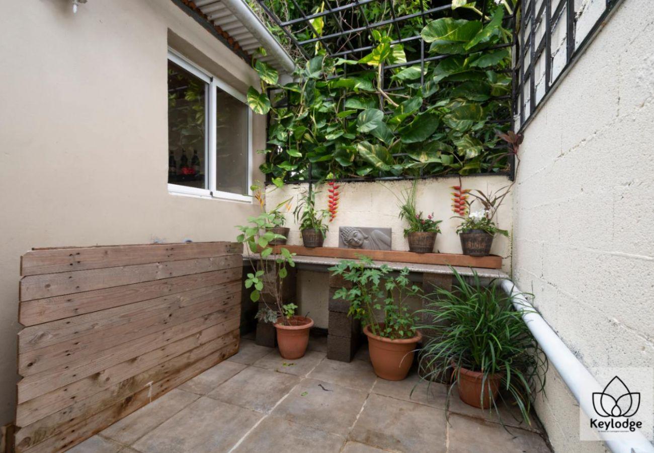 House in BRAS-PANON - Gecko Zen 3*** – 95m² - 20min from Cirque de Salazie – Bras-Panon
