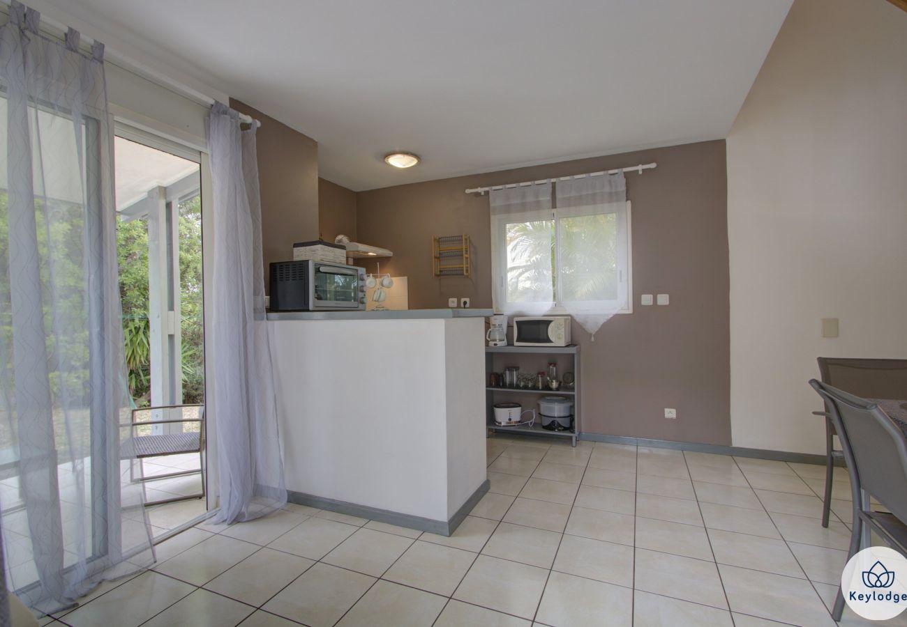 Apartment in Saint Denis - Duplex - Bella Notte - 35 m2 - garden - St-Denis