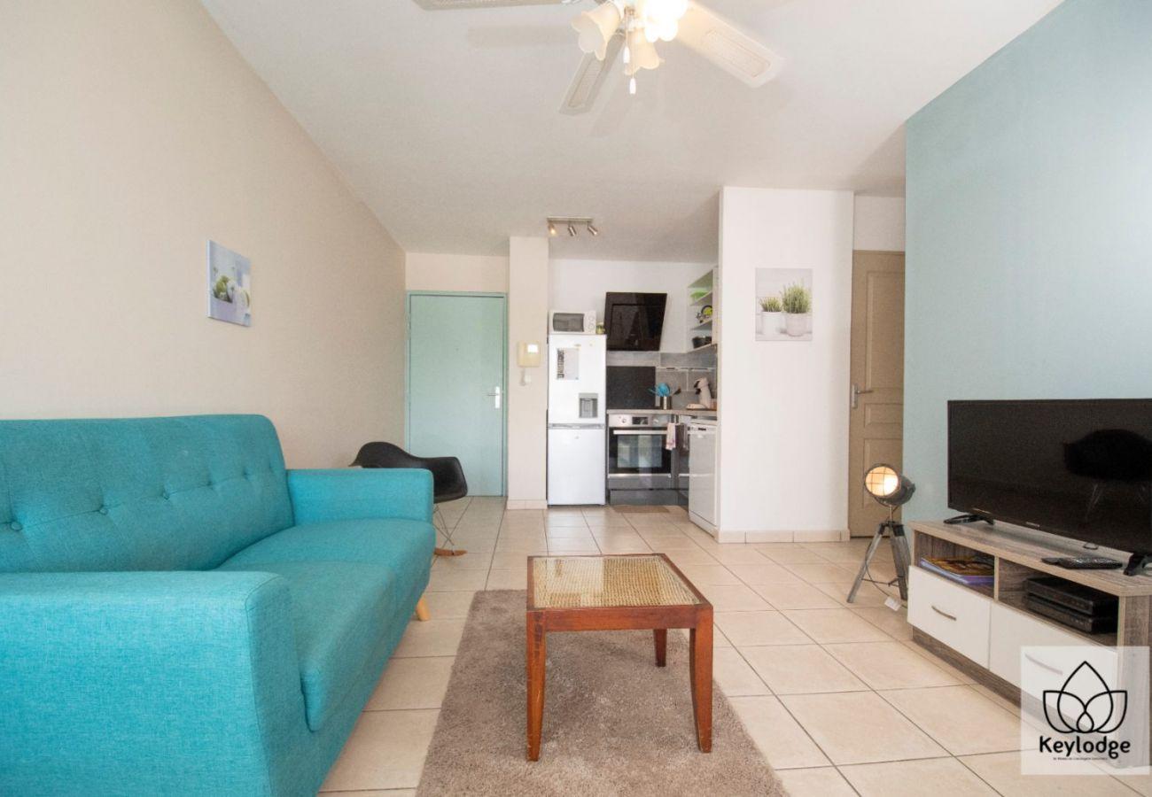 Apartment in Sainte-Clotilde - T2 - Cocooning - 37 m2 - 5mn from airport - Saint-Denis