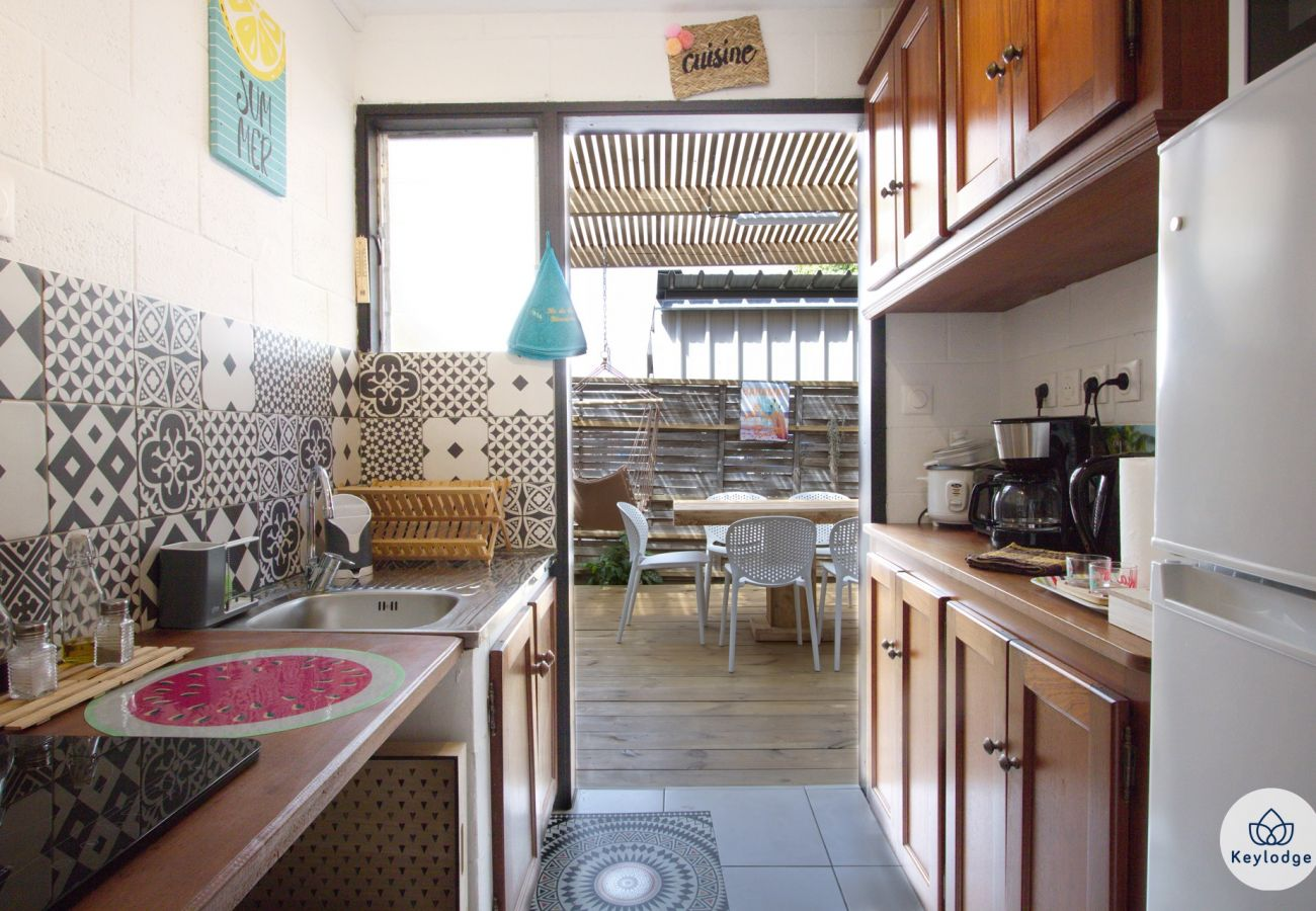 House in Saint-Gilles les Bains - Kaz Lotis**- Roches Noires beach - Saint-Gilles les Bains