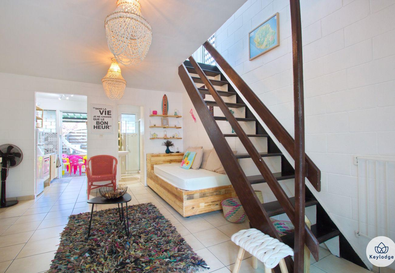 House in Saint-Gilles les Bains - Kaz Loukina** - Roches Noires beach - Saint-Gilles les Bains