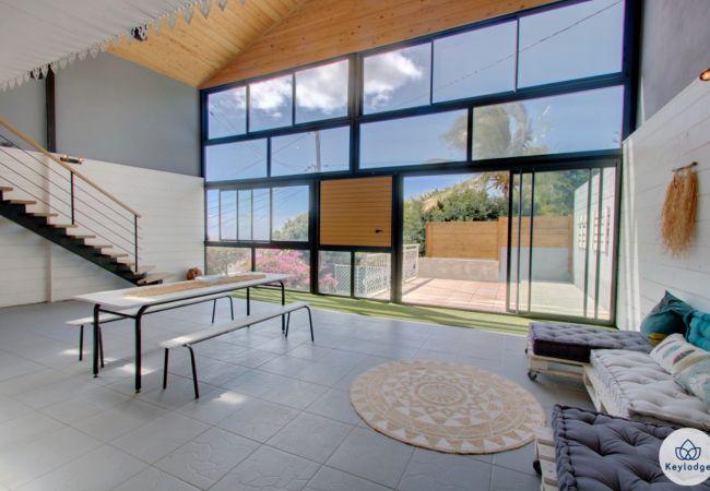 Villa/Dettached house in Sainte Clotilde - Villa Jacinthes 3*** - 250 m2 - Sainte-Clotilde