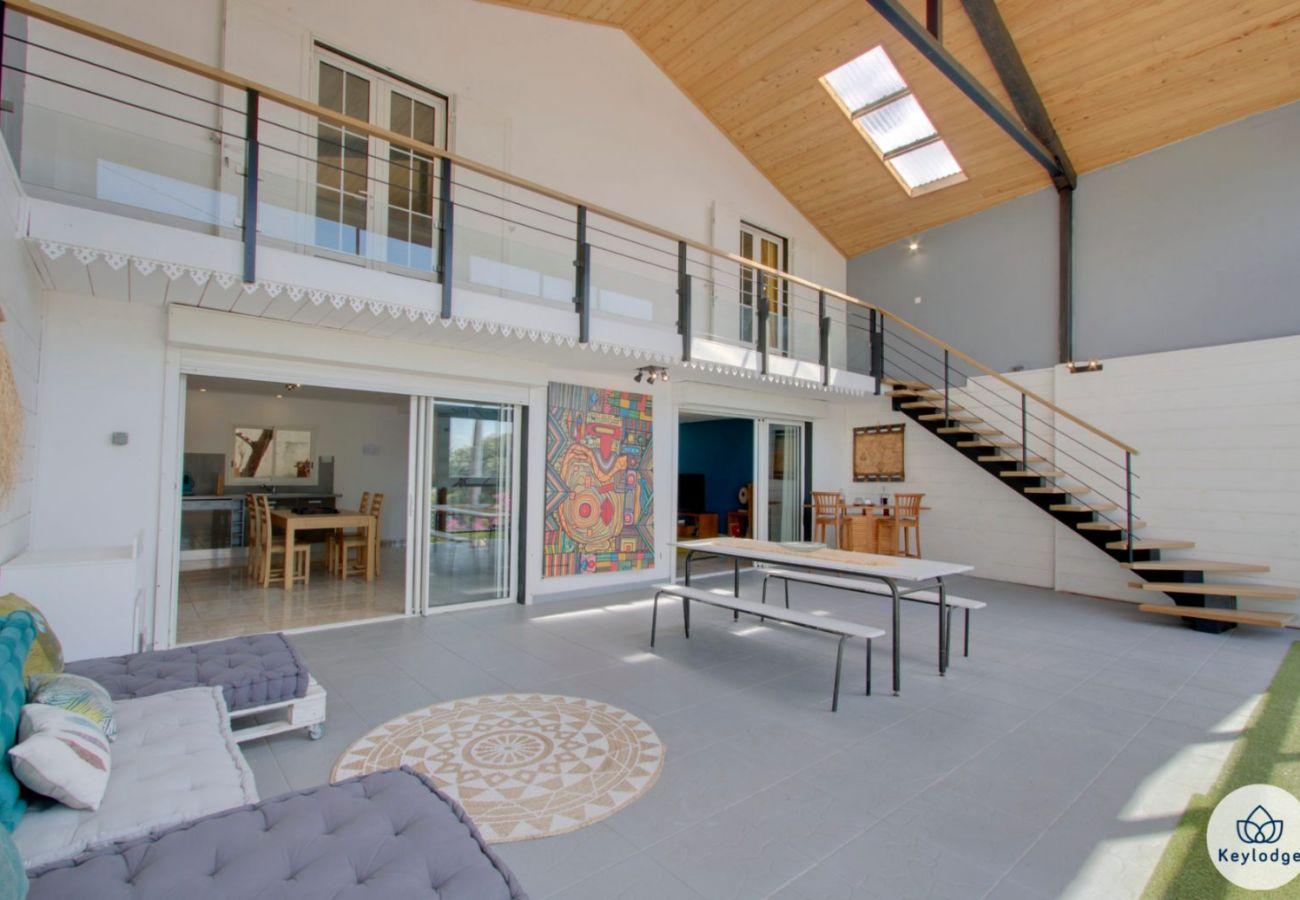 Villa in Sainte-Clotilde - Villa Jacinthes 3*** - 250 m2 - Sainte-Clotilde