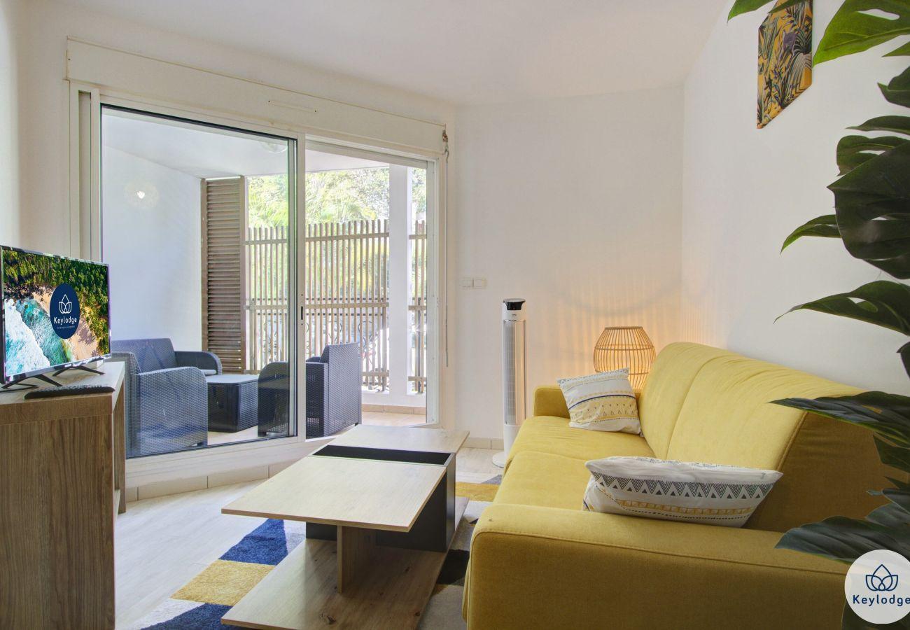Apartment in Sainte-Clotilde - T2 - Fiorella - Pool and terrace - 36 m2 - Saint-Denis