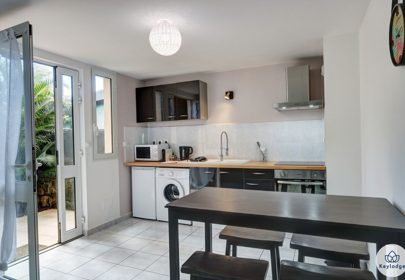 Studio in Saint Denis - T1 - Zoysia*** - 36 m2 - Equipped and renovated - Close to city center Saint-Denis