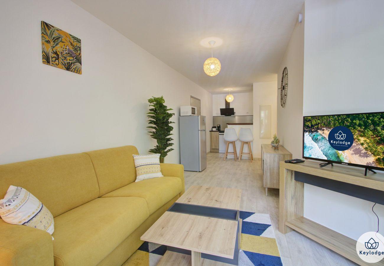 Apartment in Sainte-Clotilde - T2 - Fiorella - Pool and tranquility - 36 m2 - Saint-Denis
