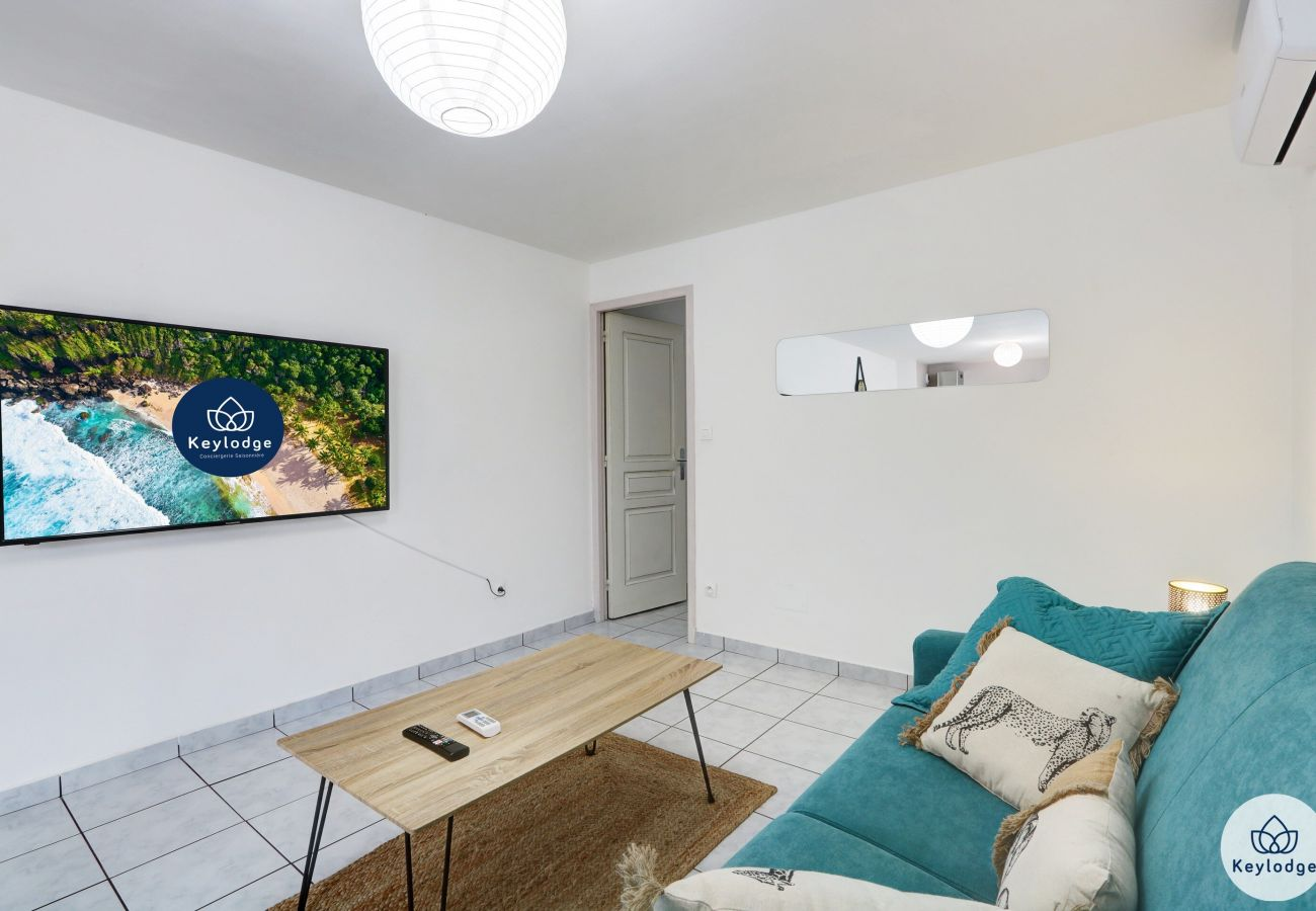 Studio in Saint Denis - T1 - Zoysia - 36 m2 - Equipped and renovated - Close to city center Saint-Denis