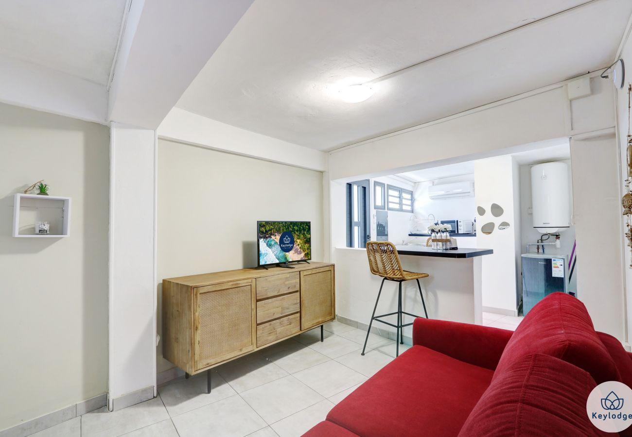 Studio in Saint-Gilles les Bains - T1 – Coquillage - 22 m2 – Close to the beach - Saint-Gilles-les-bains