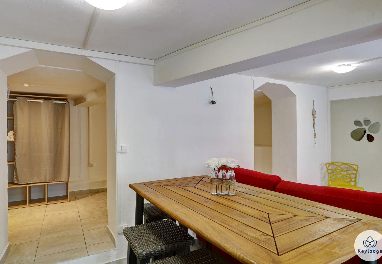 Studio in Saint-Gilles les Bains - T1 bis - Azur - 45 m2 - Close to the beaches - Saint-Gilles-les-Bains