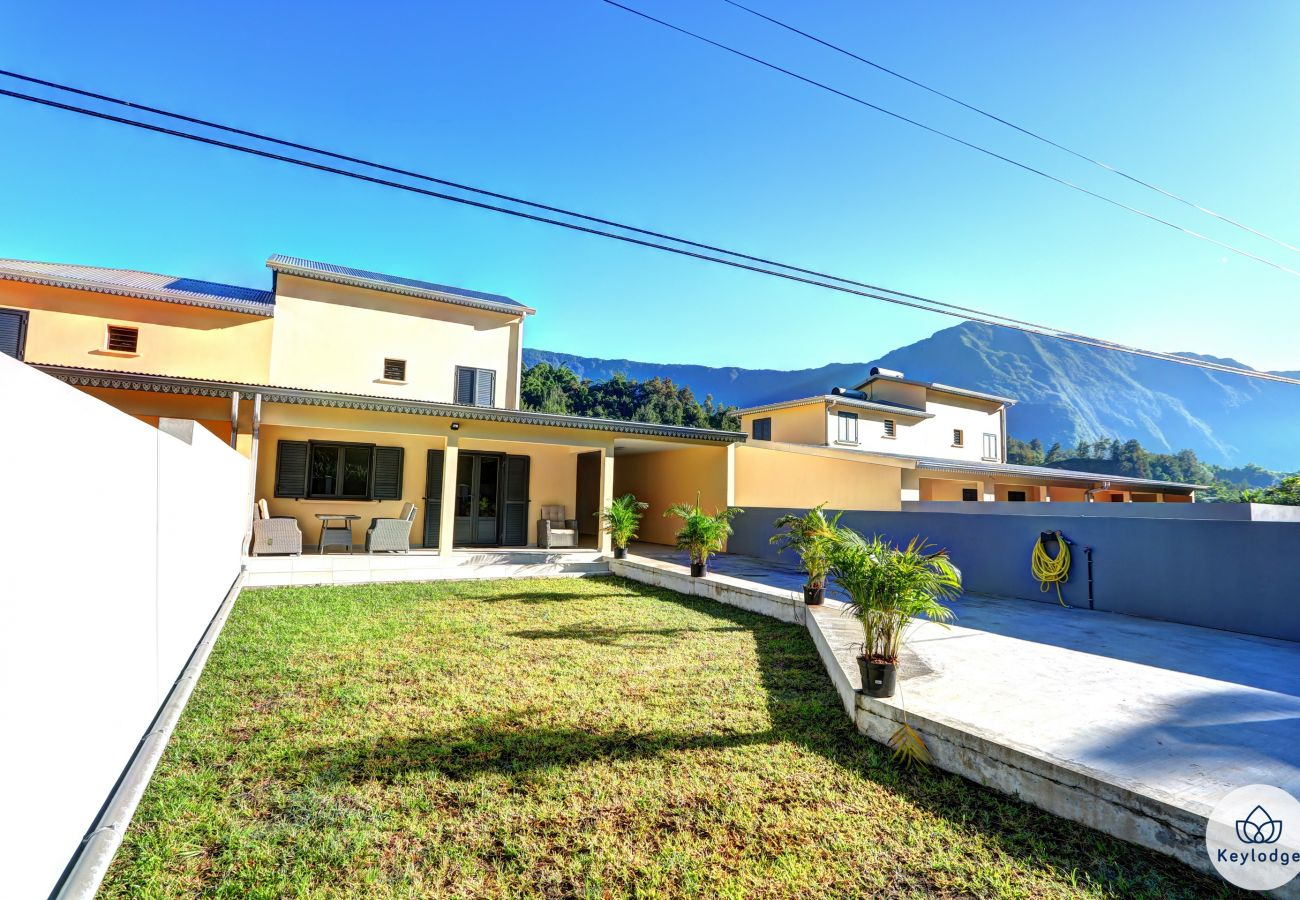 Villa in Salazie - Villa Becalm - 110 m2 – For nature lovers - Salazie