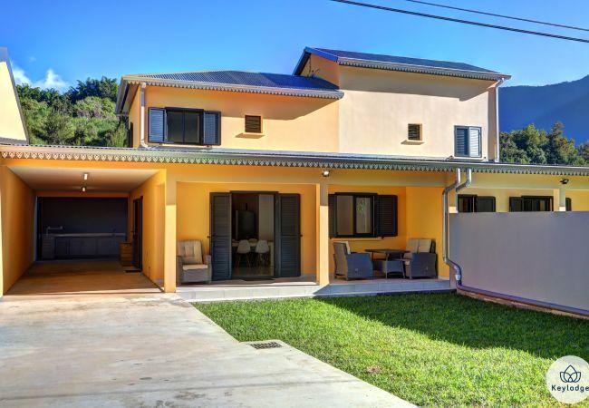 Villa/Dettached house in Salazie - Villa Berelax - 110 m2 – For nature lovers - Salazie
