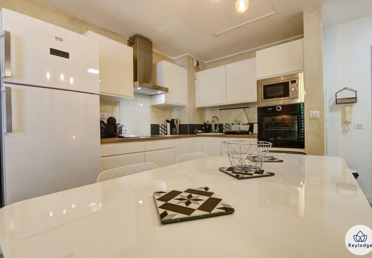 Apartment in Saint Denis - T2 - MySpace - 55 m2 - Renovated - Close to downtown Saint-Denis