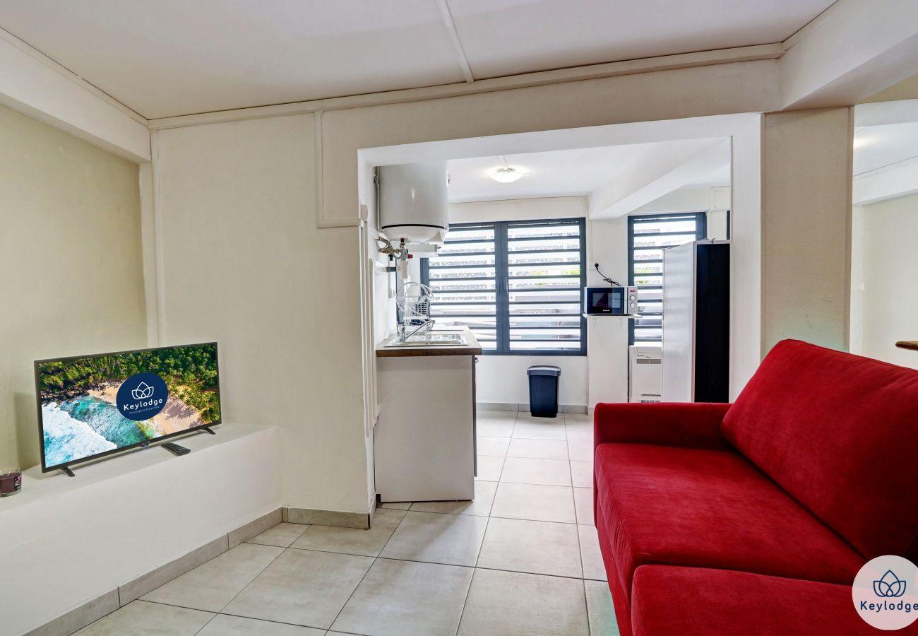 Studio in Saline les Bains - T1 bis - Azur - 45 m2 - Close to the beaches - Saint-Gilles-les-Bains