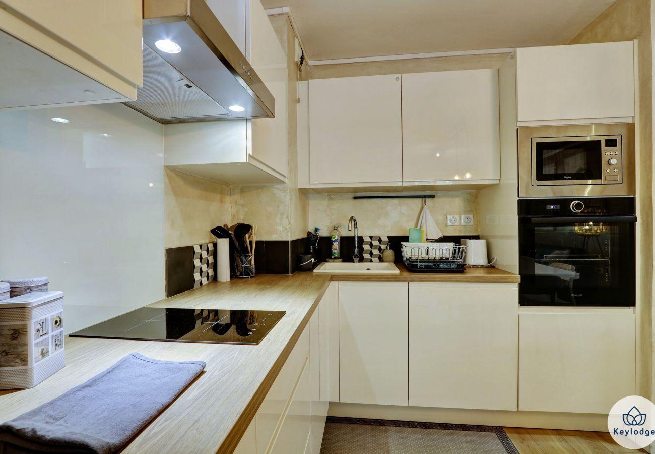 Apartment in Saint Denis - T2 - MySpace - 55 m2 - Renovated - Saint-Denis