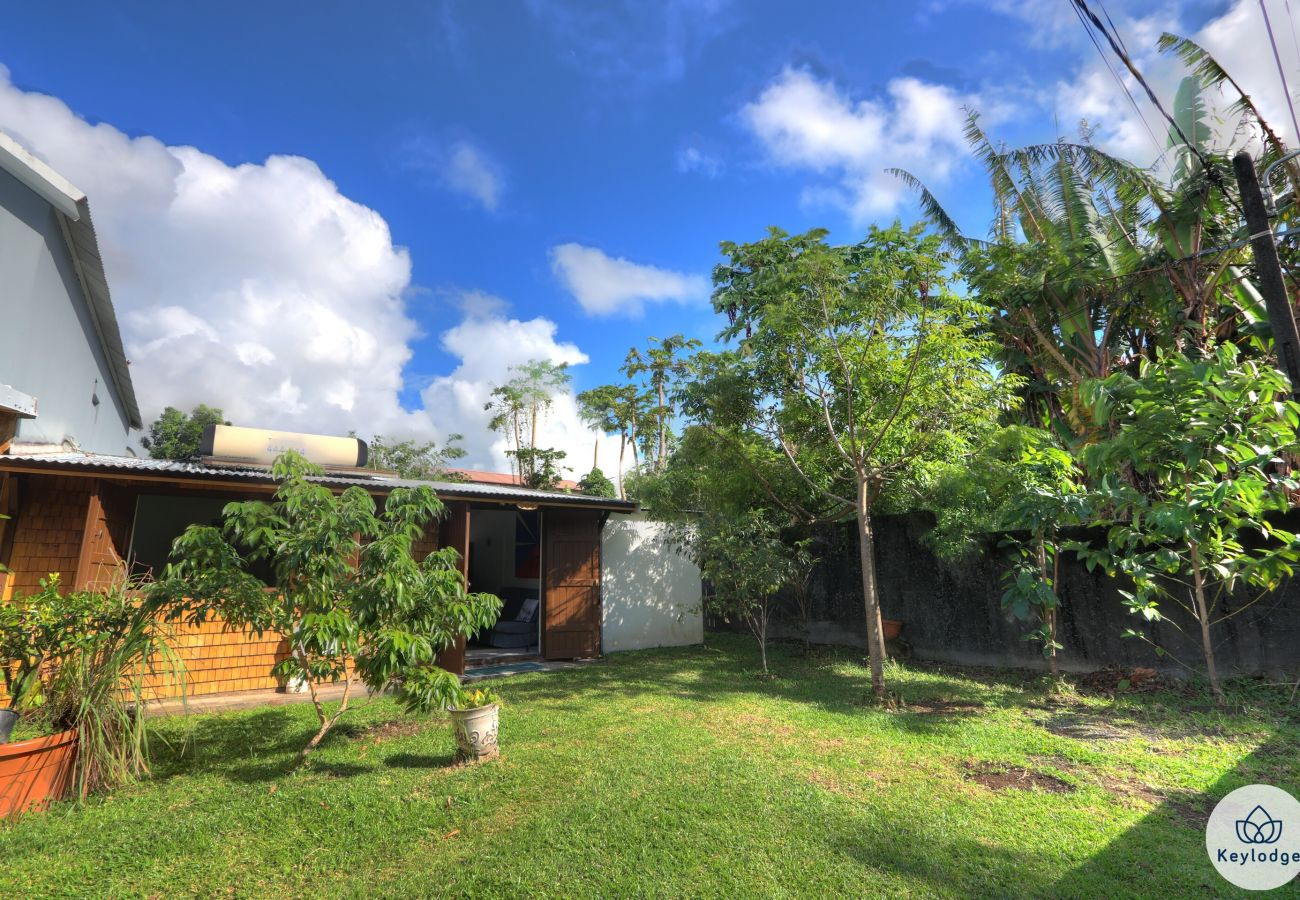 House in SAINTE-ROSE - Kaz Les Flamboyants - 40m2 - Swimming Pool - Sainte-Rose