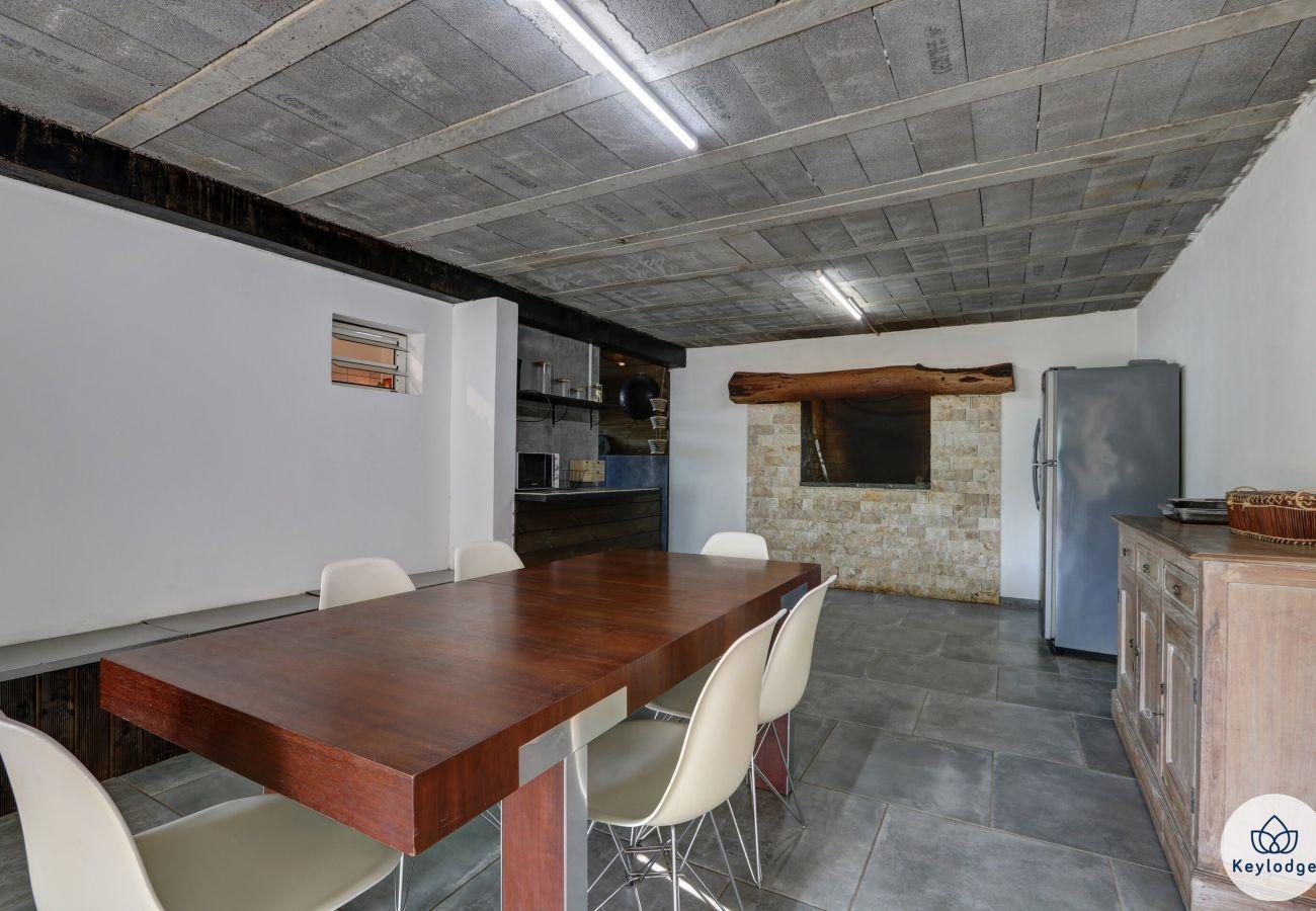 House in SAINT-JOSEPH - La Créole Améthyste - 137m2 - Jacuzzi - Saint-Joseph