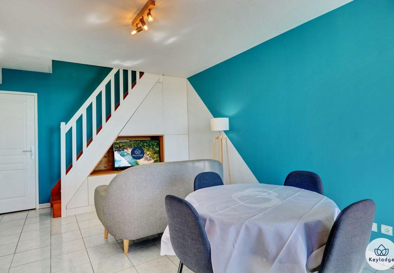 Apartment in Saint Denis - T2 duplex – Neptune - 34 m2 – Sea view - St-Denis