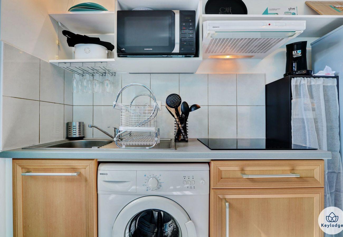 Apartment in Saint Denis - T2 - Duplex – Neptune - 34 m2 – Sea view - St-Denis
