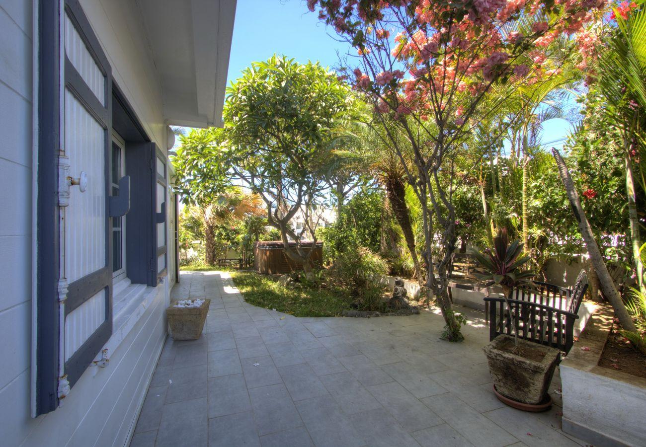 Studio in Saint Pierre - T1 – Perl'ocean - 24 m2 – swimming pool - Saint-Pierre