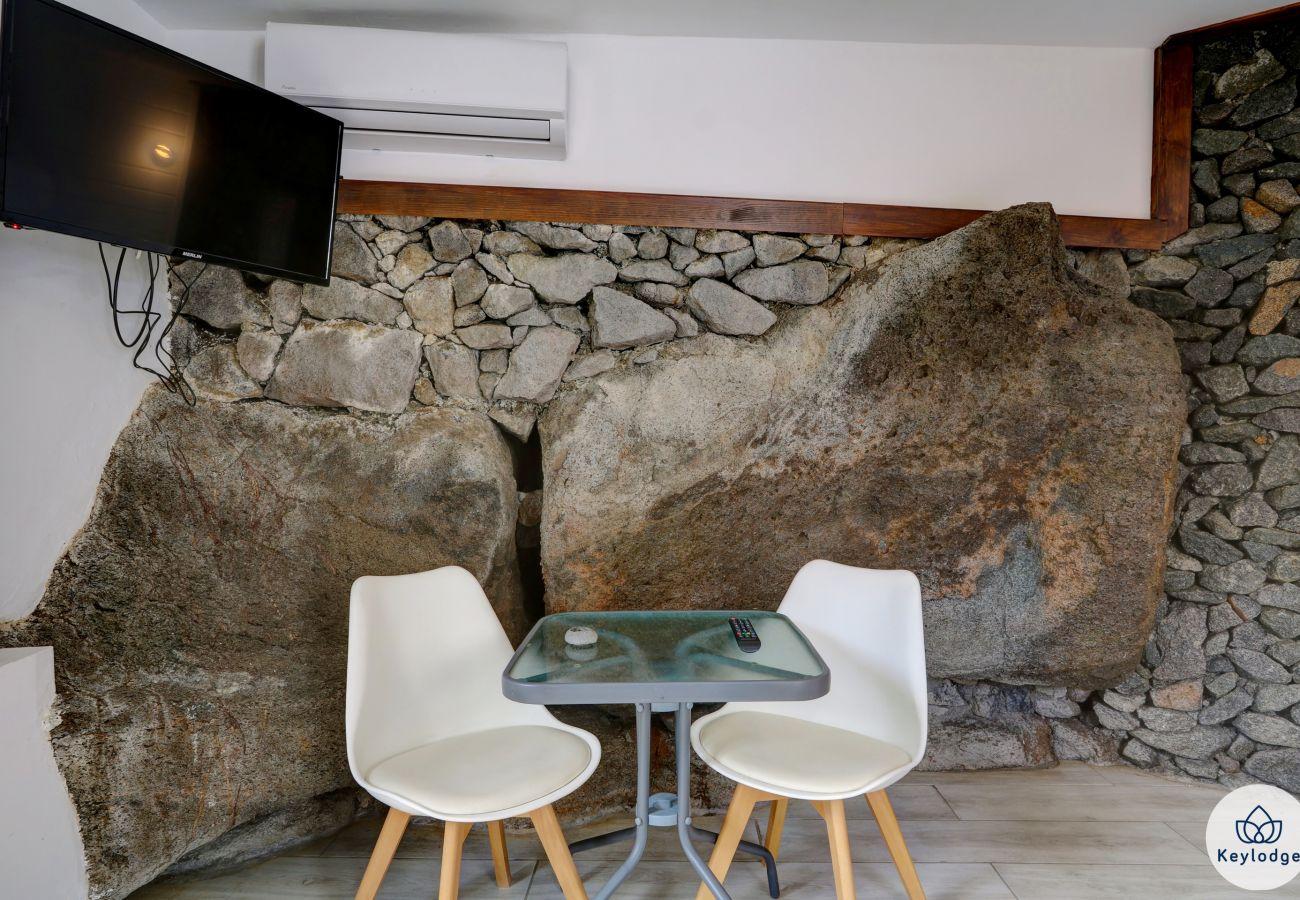 Studio in Saint Pierre - T1 – Perl'Ocean 3***- 24 m2 – swimming pool - Saint-Pierre