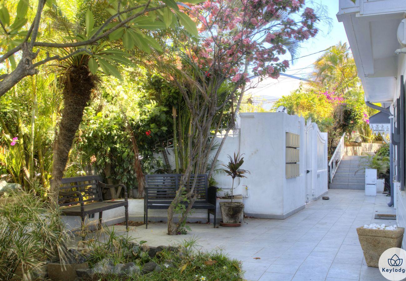 Studio in SAINT-PIERRE - T1 – Perl'ocean - 24 m2 – swimming pool - Saint-Pierre