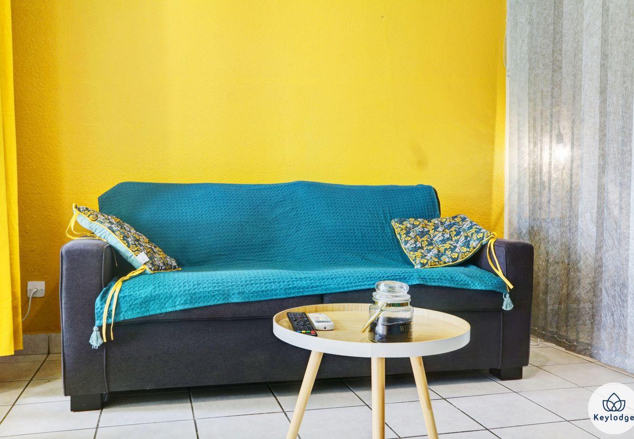 Studio in Saint-Gilles les Bains - T1 – Leko Réunion – close to the beach of Saint-Gilles