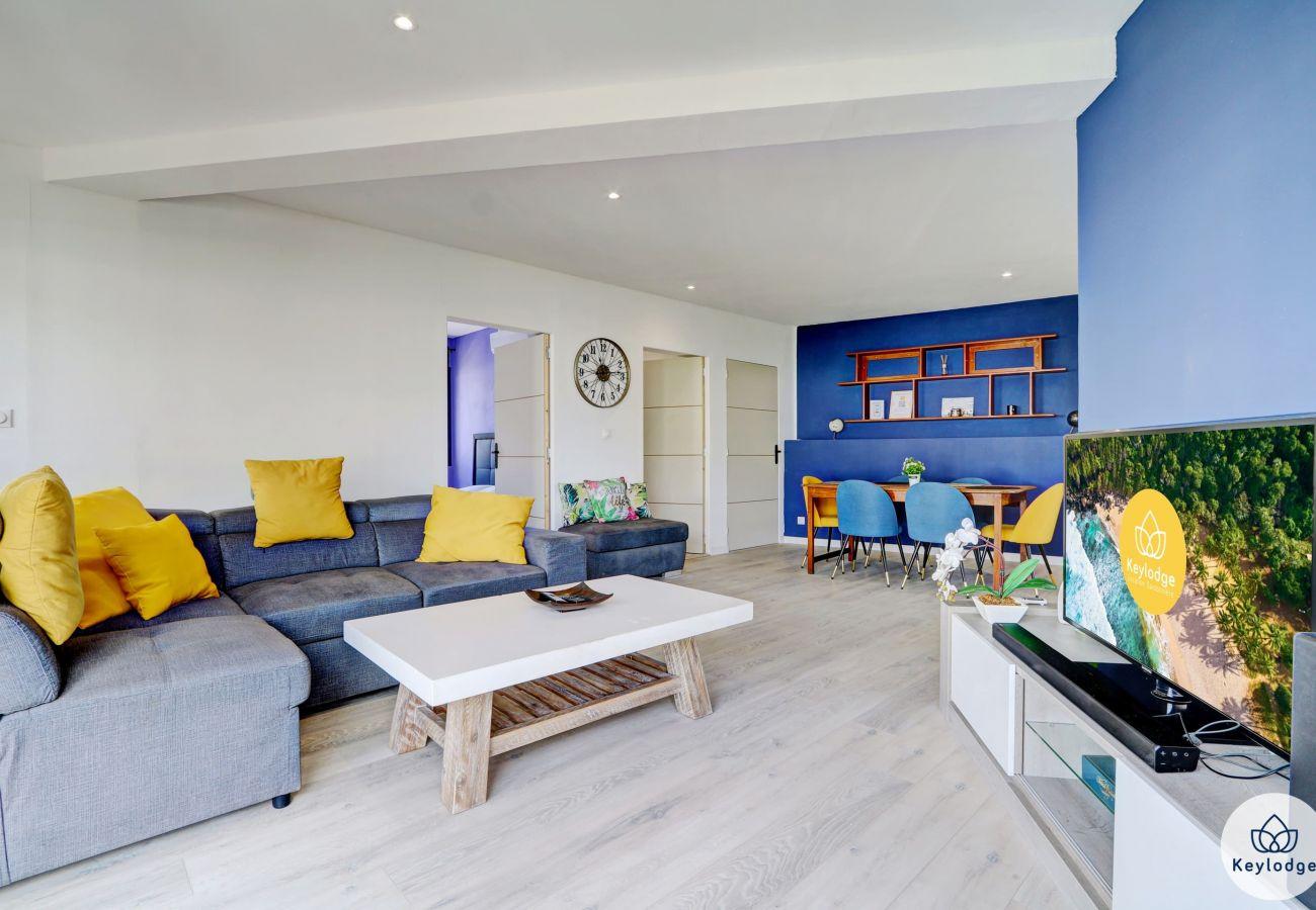 Apartment in Saint Denis - T3 – Le Dionysien II – close to center of Saint-Denis