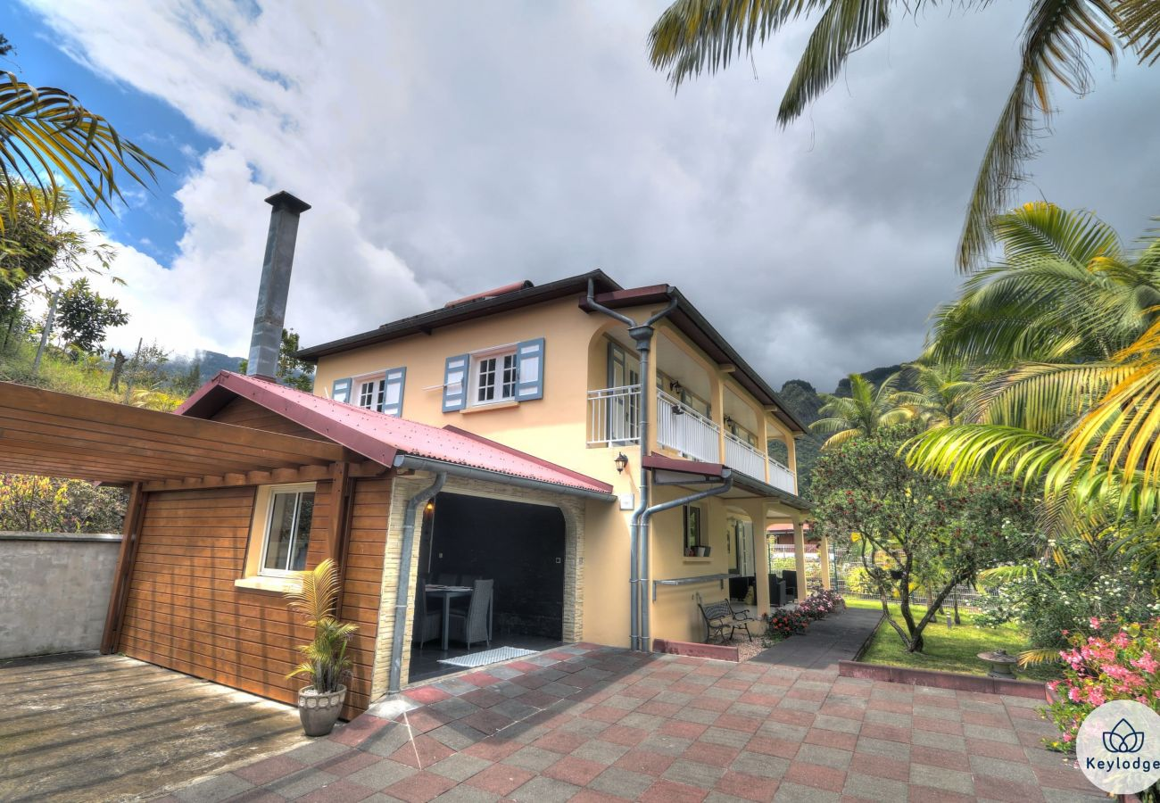 House in Salazie - Kaz Bémaho – 142m² - Hell Bourg