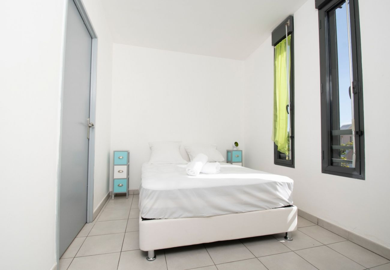 Appartement à Saint Pierre - T2 - SudBeach - 44 m2 - Front de Mer - Saint-Pierre