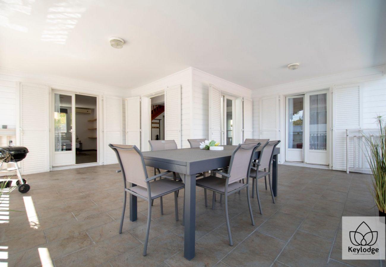 Villa à Saint-Paul - Villa de la Baie 4**** - 187 m2 - Piscine - Front de Mer de St Paul