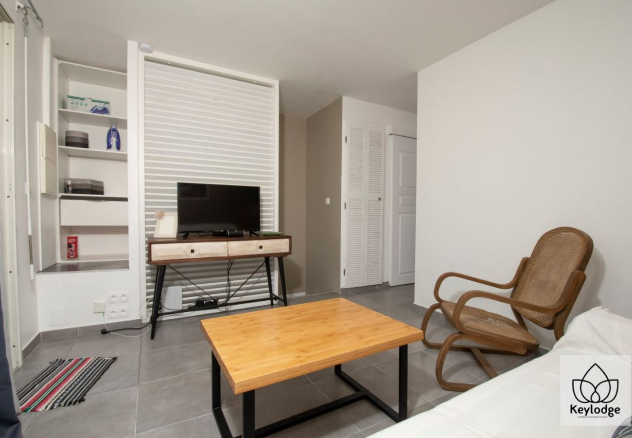 Appartement à Saint Pierre - T2 - Le Manguier - 300m de la plage - Saint-Pierre