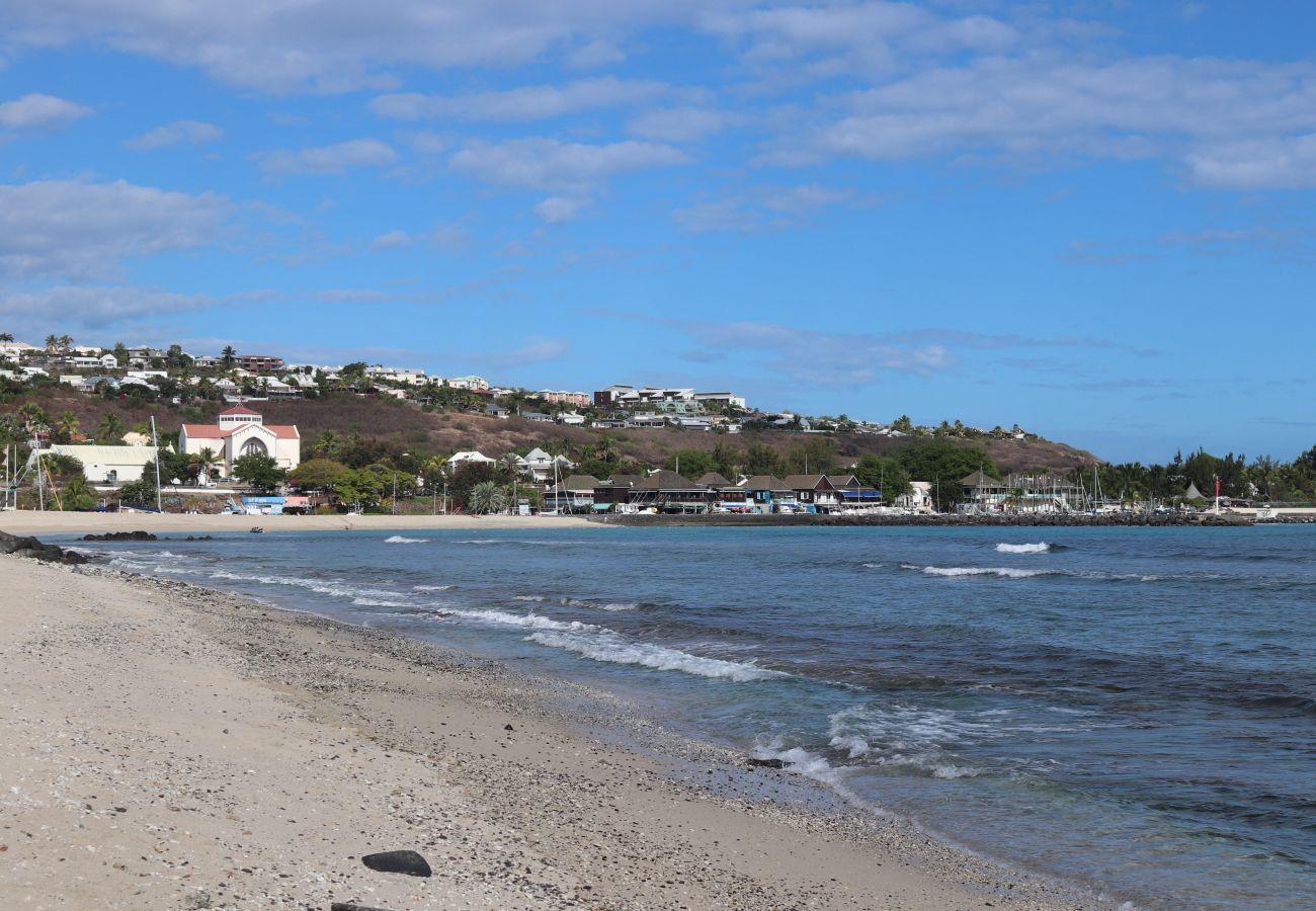 Maison à Saint-Gilles les Bains - Kaz Lotis** - plage des Roches Noires - Saint-Gilles les Bains