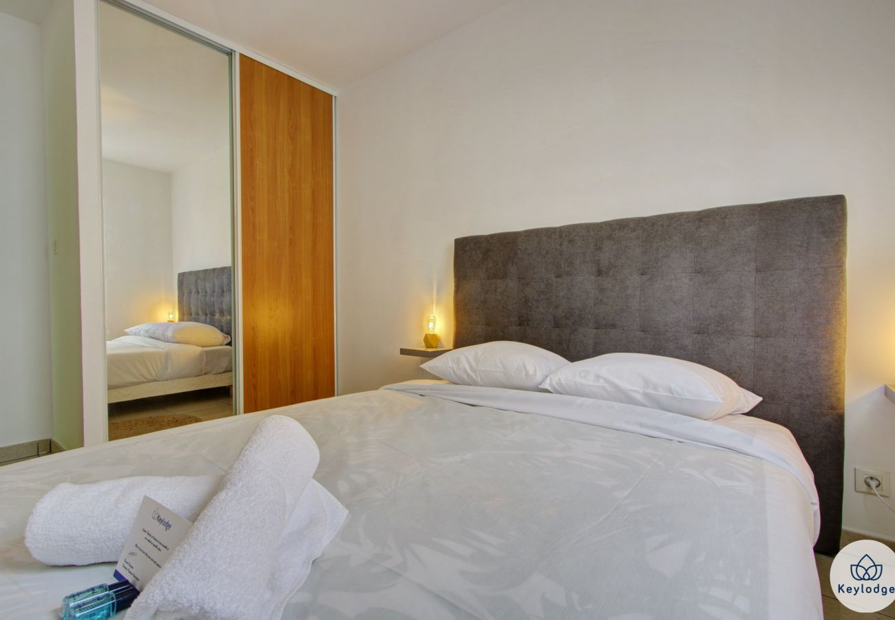 Appartement à Sainte-Clotilde - T3 - Ti Cactus*** - 50 m2 - Terrasse – 8 mn aéroport Saint-Denis
