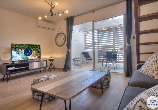 Saint-Gilles les Bains - Appartement
