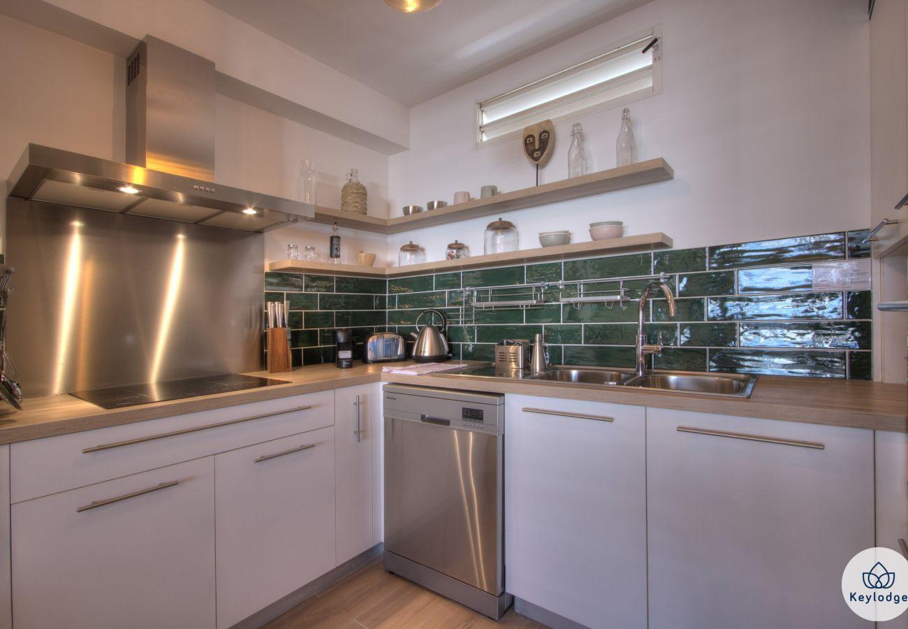 Appartement à Saint-Gilles les Bains - Duplex T2 - Petit Duc - 44 m2 – terrasse - St-Gilles les Bains